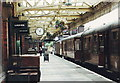 SK5419 : Loughborough Station on the Great Central Railway by nick macneill