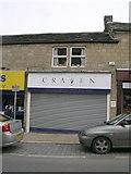 SE2041 : Craven Jewellers - High Street by Betty Longbottom