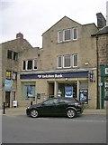 SE2041 : Yorkshire Bank - High Street by Betty Longbottom