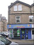 SE2041 : Johnsons Cleaners - High Street by Betty Longbottom
