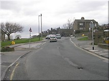 SE2041 : Silver Lane - High Street by Betty Longbottom