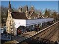 TQ7126 : Etchingham Station by tristan forward