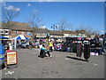 TL1860 : Market day - St Neots by Sandy B