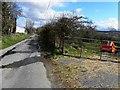 C1618 : Road at Gortnavern by Kenneth  Allen