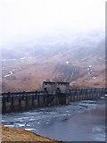 NN6039 : Lochan Na Lairige dam by Gordon Hatton