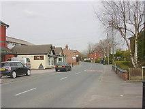 SD4520 : Church Road, Tarleton, Preston by Robert Wade