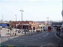 SP0786 : Moor Street Station, Birmingham by David P Howard