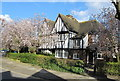 TQ1981 : Semi-detached house, Hanger Vale Garden Estate by David Hawgood