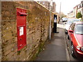 SY6990 : Dorchester: postbox № DT1 86, Wollaston Road by Chris Downer