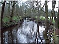 SE2801 : The River Don near Cheese Bottom by Jonathan Clitheroe