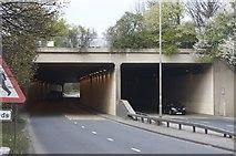 SE2831 : Matthew Murray Tunnel, A643 by Richard Kay