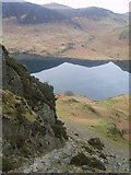 NY1618 : Path on Rannerdale Knotts by Michael Graham