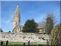 SJ2322 : Llanyblodwell church by John Firth