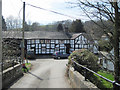 SJ2422 : Horseshoe Inn Llanyblodwell by John Firth