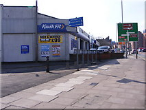 SO9199 : Kwik Fit Wolverhampton by Gordon Griffiths