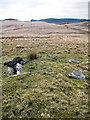 SN7558 : Remnants of a bronze-age cairn at Blaen Camddwr by Rudi Winter