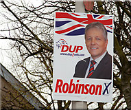 J3673 : Election posters, East Belfast 2010-1 by Albert Bridge