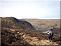 NY5015 : Hugh's Laithes Pike by Karl and Ali
