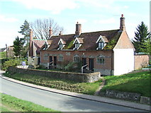 TL9568 : Almshouses by Keith Evans