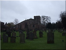 NY6820 : St Lawrence's Church, Appleby-in-Westmorland by John Lord