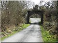 C0916 : Old railway bridge, Carrick by Kenneth  Allen