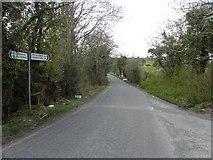 C1515 : Road at Bellnascaddan by Kenneth  Allen