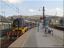 SD9851 : Skipton Station by David Dixon