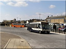 SD9851 : Skipton Bus Station by David Dixon