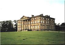 SJ5409 : Attingham Hall near Atcham, Shropshire by nick macneill