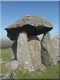 SN0937 : Pentre Ifan - Burial Chamber by Anthony Parkes