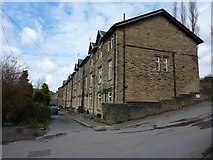 SE0424 : Rose Place, Luddenden Foot by Alexander P Kapp