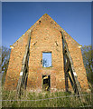 TA0249 : Watton Abbey Barn by Paul Harrop