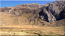 SH6459 : Llyn Idwal and The Devil's Kitchen by Gary Rogers