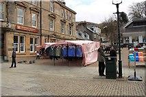 NN1073 : Street market, Cameron Square. by edward mcmaihin
