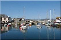 SC2667 : The Harbour Castletown by Glyn Baker
