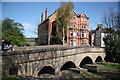 SK5445 : Stone Bridge by Richard Croft