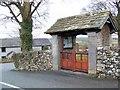 SD3881 : Lych gate, St Peter's Church by Maigheach-gheal