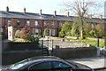 R5657 : Terrace on Ennis Road by Graham Horn