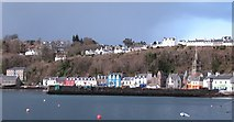 NM5055 : Waterfront and pier, Tobermory by Gordon Hatton