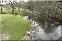SD7152 : River Hodder, Slaidburn by michael ely