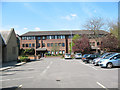 TQ2169 : Office block, 82 Coombe Road by Stephen Craven