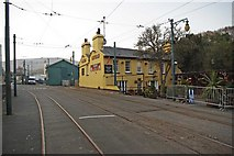 SC4384 : Mines Tavern, Laxey by Glyn Baker
