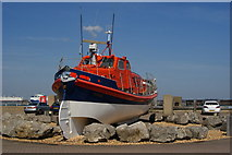 """SU4208 : Former RNLI Boat """"Ruby and Arthur Reed"""", Hythe Marina by Peter Trimming"""