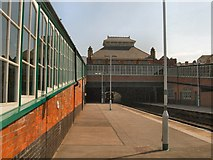 TQ7407 : Bexhill Station by Paul Gillett