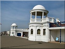 TQ7407 : Colonnade - Bexhill on Sea by Paul Gillett