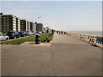 TQ7306 : End of the Promenade by Paul Gillett