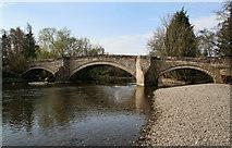NY4624 : Pooley Bridge by Peter McDermott