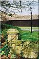 SU5586 : Aston Upthorpe, Blewburton Hall by Roger Templeman