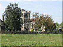 TQ5193 : The Church of  St. John the Evangelist,  Havering-atte-Bower,  Essex by Derek Voller