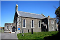 SW6226 : Porthleven:  St. Bartholomew's Church by Dr Neil Clifton